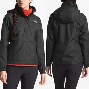 North Face Resolve Black Jacket A41